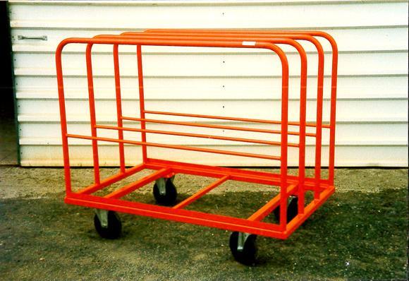 chariots de menuiseries chariots manuels jaunin productions. Black Bedroom Furniture Sets. Home Design Ideas